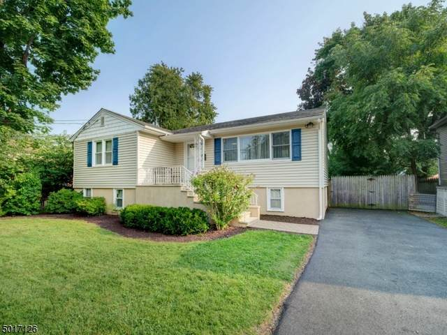 41 Ridgewood Ave, Parsippany-Troy Hills Twp., NJ 07034 (MLS #3664909) :: SR Real Estate Group