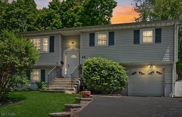44 Holland Rd, Parsippany-Troy Hills Twp., NJ 07054 (MLS #3664952) :: SR Real Estate Group