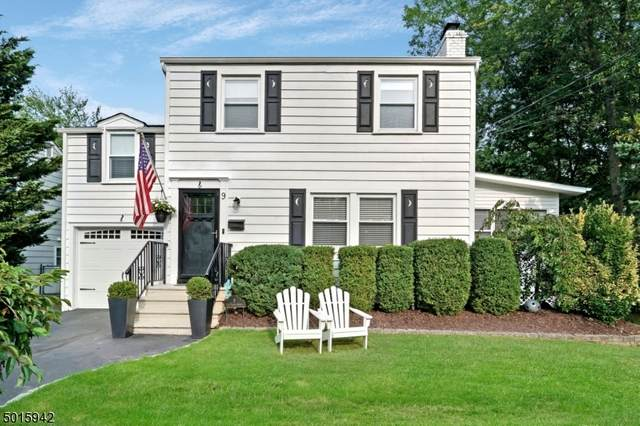 9 Van Doren Ave, Chatham Boro, NJ 07928 (MLS #3664960) :: Weichert Realtors