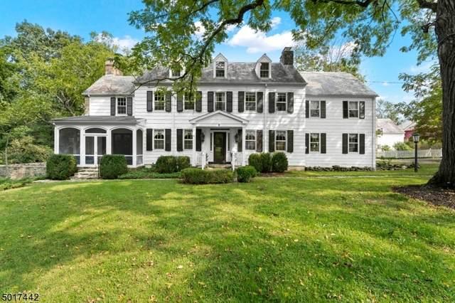 9 Schoolhouse Ln, Tewksbury Twp., NJ 08833 (MLS #3664977) :: SR Real Estate Group