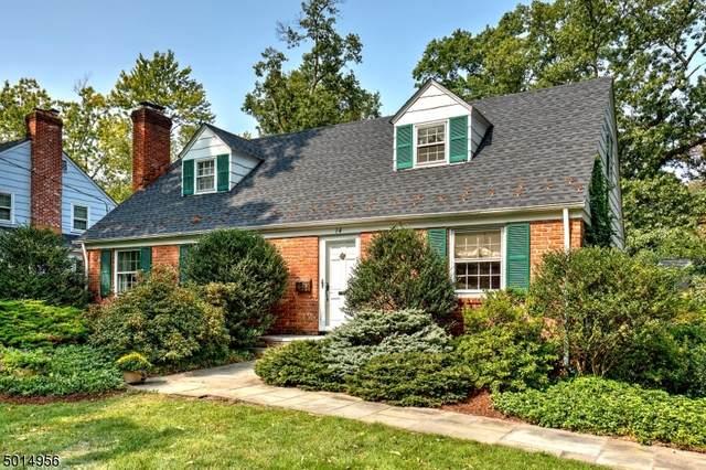 14 Edgewood Rd, Chatham Boro, NJ 07928 (MLS #3665020) :: Weichert Realtors