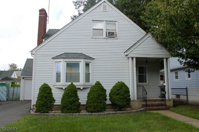 73 Center St, Belleville Twp., NJ 07109 (MLS #3665176) :: William Raveis Baer & McIntosh