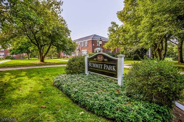 412 Morris Ave Unit 30 #30, Summit City, NJ 07901 (MLS #3665357) :: The Karen W. Peters Group at Coldwell Banker Realty