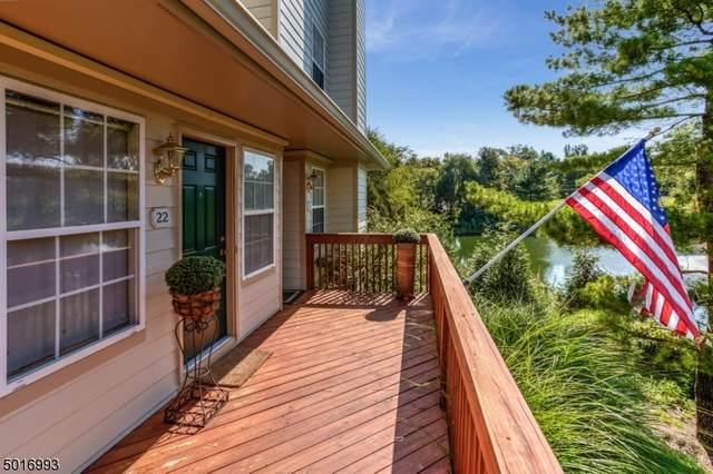 22 Gatehouse Ct, Morris Twp., NJ 07960 (MLS #3665427) :: SR Real Estate Group