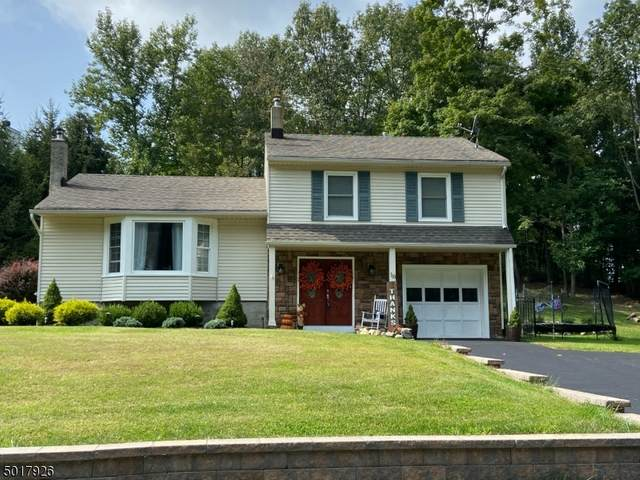 110 Valley View Trl, Sparta Twp., NJ 07871 (MLS #3665479) :: The Karen W. Peters Group at Coldwell Banker Realty