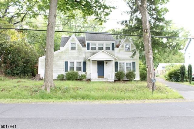 58 Old Hwy 28, Readington Twp., NJ 08889 (MLS #3665510) :: The Sikora Group