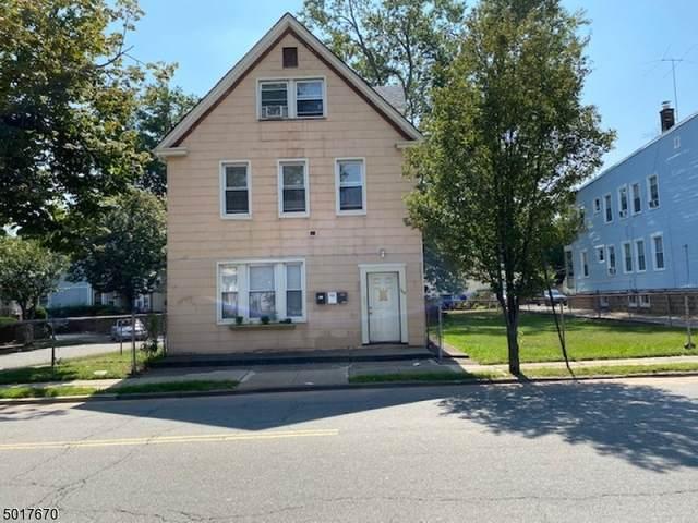 369 Dodd St, East Orange City, NJ 07017 (MLS #3665626) :: The Debbie Woerner Team