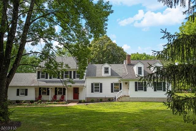 13 Washington Valley Rd, Mendham Twp., NJ 07960 (#3665659) :: NJJoe Group at Keller Williams Park Views Realty