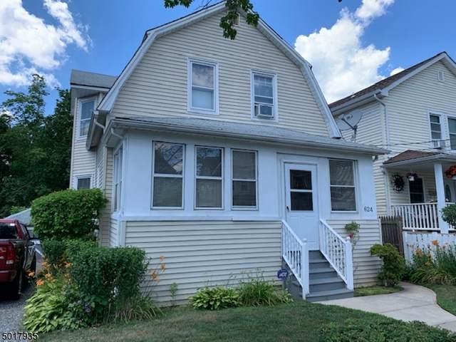 624 Brookside Pl, Plainfield City, NJ 07060 (MLS #3665680) :: SR Real Estate Group