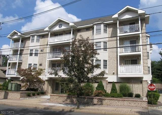 420 Passaic St 4G, Hackensack City, NJ 07601 (MLS #3665698) :: SR Real Estate Group