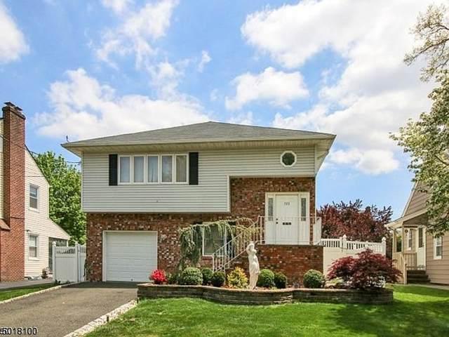 723 Balsam Way, Union Twp., NJ 07083 (MLS #3665701) :: SR Real Estate Group