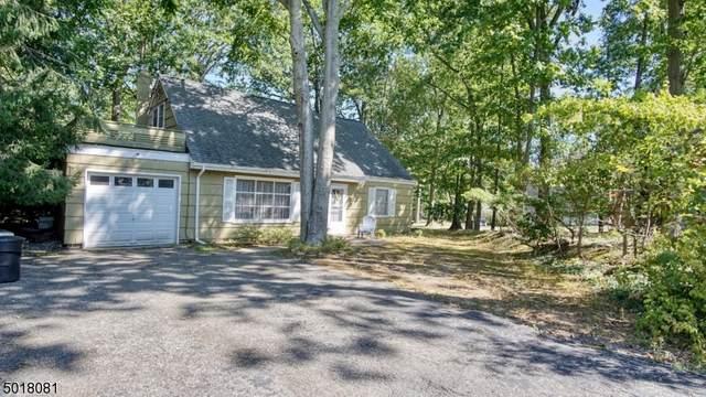 34 Manor Rd, Livingston Twp., NJ 07039 (MLS #3665719) :: The Debbie Woerner Team