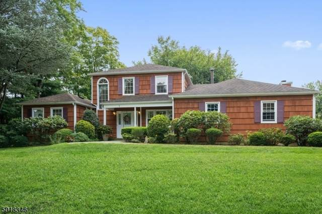 1 Old Stone Ln, Hanover Twp., NJ 07981 (MLS #3665843) :: The Sikora Group