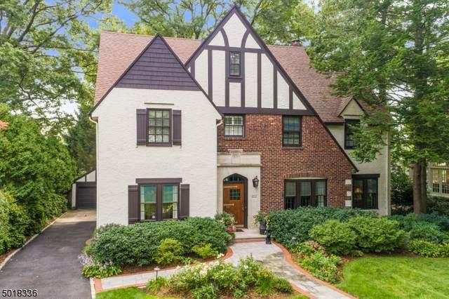 511 Ridgewood Ave, Glen Ridge Boro Twp., NJ 07028 (MLS #3665864) :: Coldwell Banker Residential Brokerage