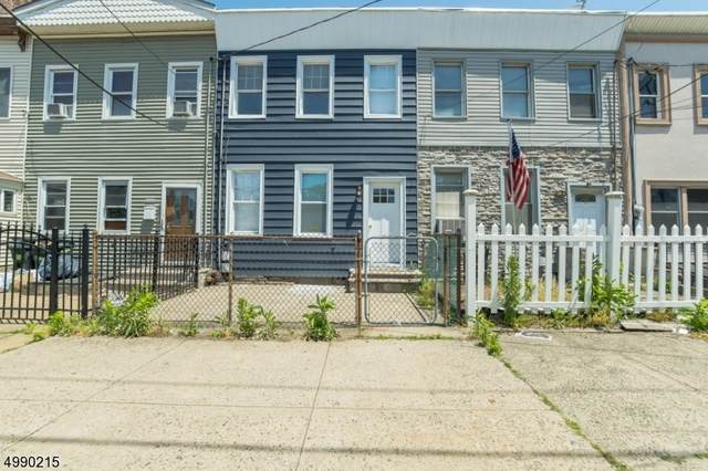 138 Broadway, Jersey City, NJ 07306 (MLS #3665928) :: The Sue Adler Team
