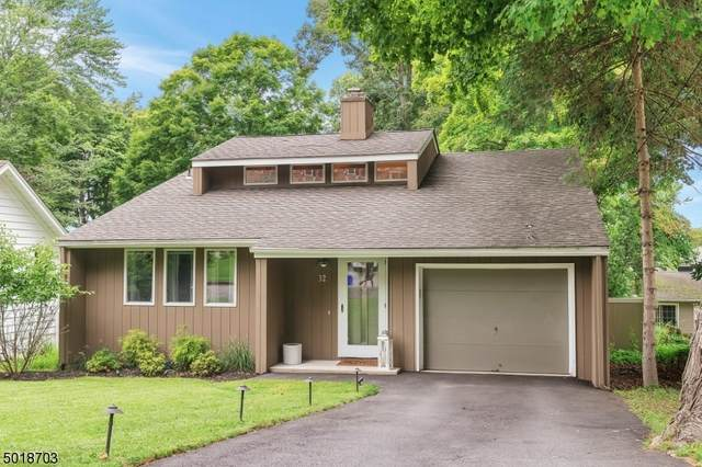 32 Lakeview Rd, Sparta Twp., NJ 07871 (MLS #3666125) :: The Sikora Group