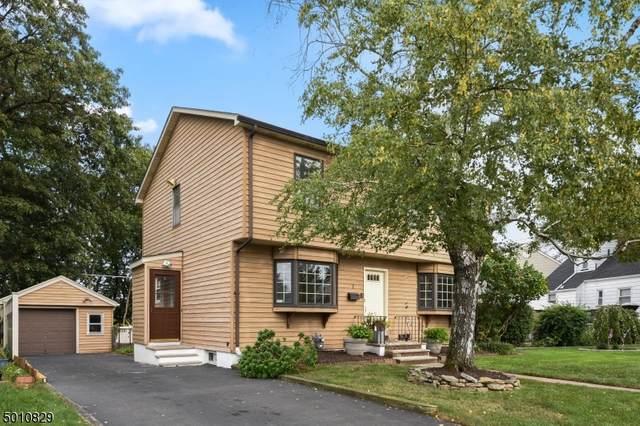 7 Andover Pl, Bloomfield Twp., NJ 07003 (MLS #3666179) :: Team Francesco/Christie's International Real Estate