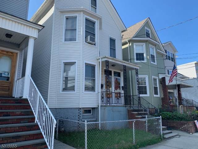 914 South St, Elizabeth City, NJ 07202 (MLS #3666245) :: The Dekanski Home Selling Team