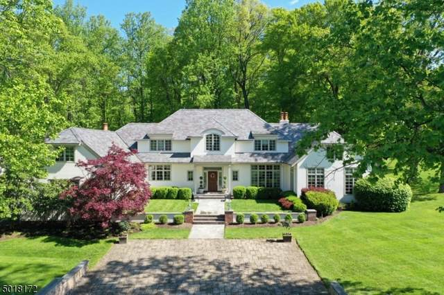 141 Dryden Rd, Bernardsville Boro, NJ 07924 (MLS #3666258) :: William Raveis Baer & McIntosh