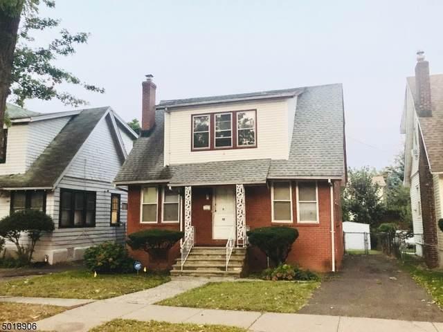 32 Grand Avenue, East Orange City, NJ 07018 (MLS #3666289) :: The Sue Adler Team