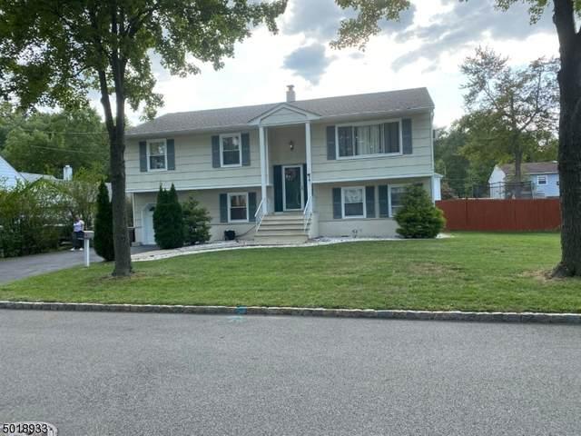 95 Garfield Rd, Parsippany-Troy Hills Twp., NJ 07054 (MLS #3666315) :: The Debbie Woerner Team