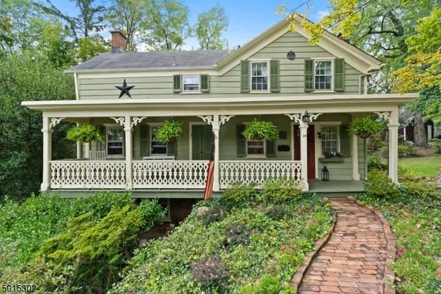 34 Old Eagle Rock Ave, Roseland Boro, NJ 07068 (MLS #3666342) :: SR Real Estate Group