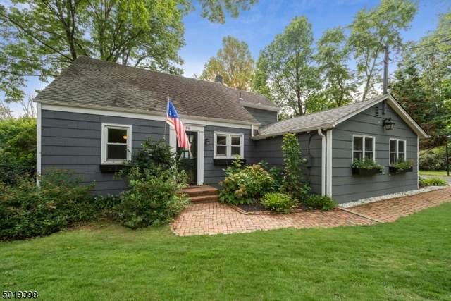 84 Preston Dr, Long Hill Twp., NJ 07933 (MLS #3666492) :: Team Francesco/Christie's International Real Estate