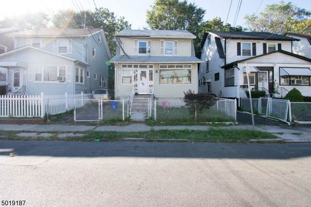 33 Melrose Ave, Newark City, NJ 07106 (MLS #3666620) :: Coldwell Banker Residential Brokerage