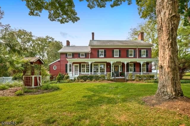 27 E Fairmount Rd, Tewksbury Twp., NJ 07830 (#3666704) :: Jason Freeby Group at Keller Williams Real Estate