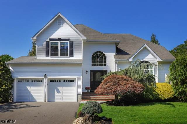 7 Treeview Cir, Scotch Plains Twp., NJ 07076 (#3666753) :: Daunno Realty Services, LLC