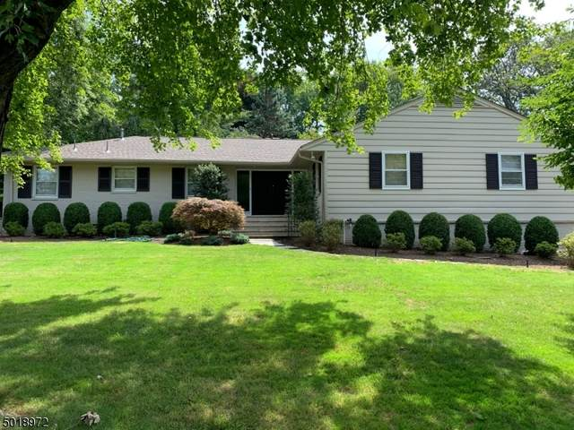 29 Stonewall Dr, Livingston Twp., NJ 07039 (MLS #3666930) :: SR Real Estate Group