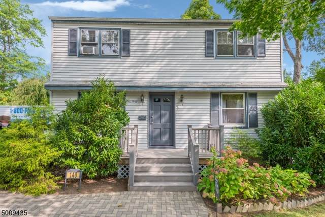 140 Lake Shore Dr, Parsippany-Troy Hills Twp., NJ 07034 (MLS #3666982) :: RE/MAX Select