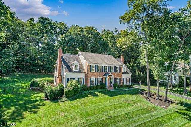32 Brookrace Dr, Mendham Twp., NJ 07945 (MLS #3667000) :: William Raveis Baer & McIntosh