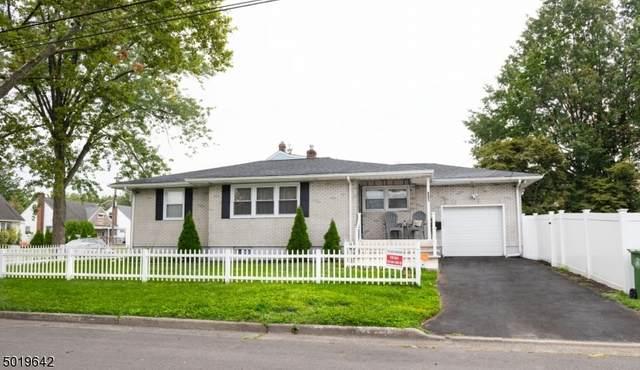 801 Essex Ave, Linden City, NJ 07036 (MLS #3667051) :: Gold Standard Realty