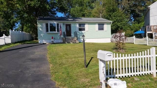 143 Pennsylvania Ave, Jefferson Twp., NJ 07849 (MLS #3667083) :: Weichert Realtors