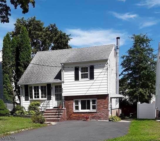 190 Camden Rd, Parsippany-Troy Hills Twp., NJ 07054 (MLS #3667181) :: William Raveis Baer & McIntosh