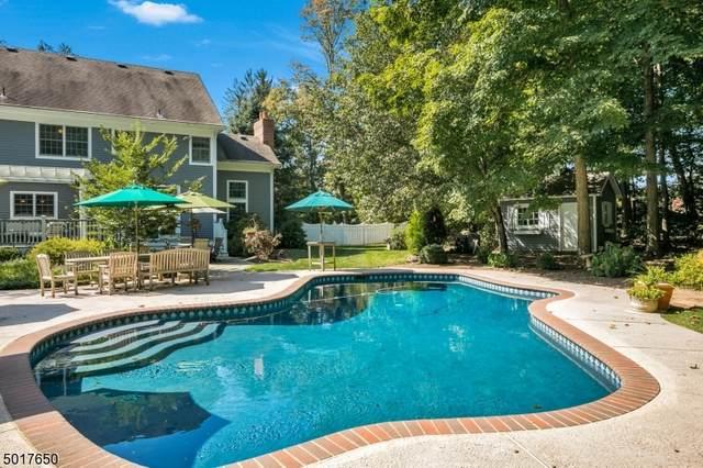 425 Mine Brook Rd, Bernards Twp., NJ 07920 (MLS #3667186) :: Coldwell Banker Residential Brokerage