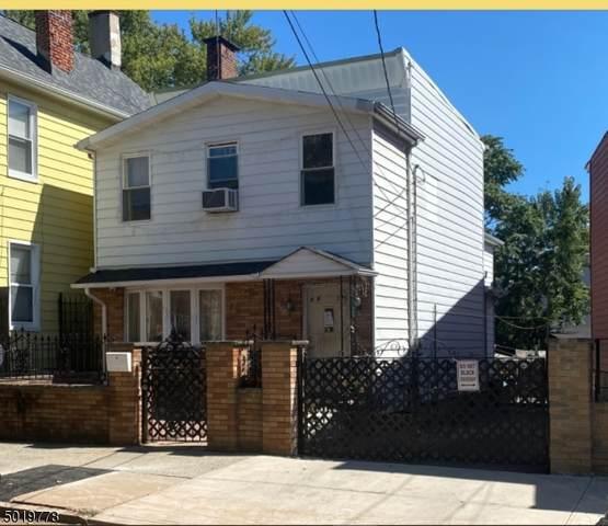 69 Cutler St, Newark City, NJ 07104 (MLS #3667187) :: William Raveis Baer & McIntosh