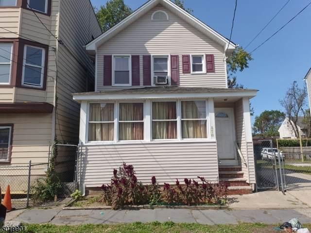 570 E 23Rd St, Paterson City, NJ 07514 (MLS #3667320) :: The Debbie Woerner Team
