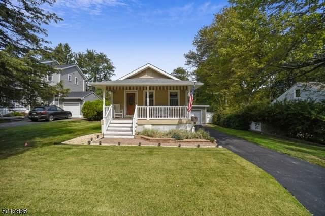8 Symington Ave, Livingston Twp., NJ 07039 (MLS #3667330) :: SR Real Estate Group
