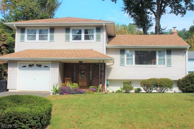 23 Canterbury Dr, Scotch Plains Twp., NJ 07076 (#3667332) :: Daunno Realty Services, LLC