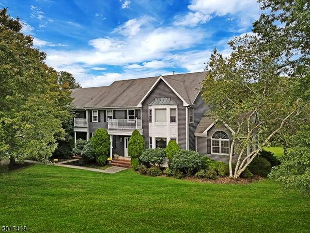 8 Pace Farm Rd, Tewksbury Twp., NJ 07830 (MLS #3667354) :: SR Real Estate Group