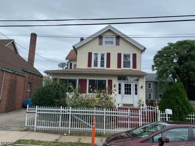 509 Roosevelt Ave, Plainfield City, NJ 07060 (MLS #3667446) :: Mary K. Sheeran Team