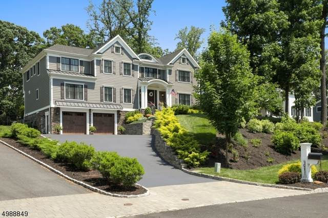107 Long View Ave, Chatham Twp., NJ 07928 (MLS #3667535) :: Coldwell Banker Residential Brokerage