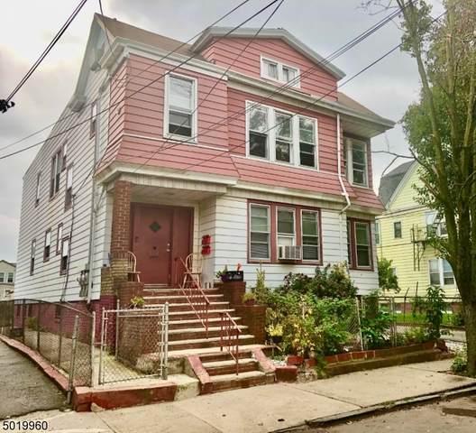 282 Ridgewood Ave, Newark City, NJ 07112 (MLS #3667583) :: The Sikora Group