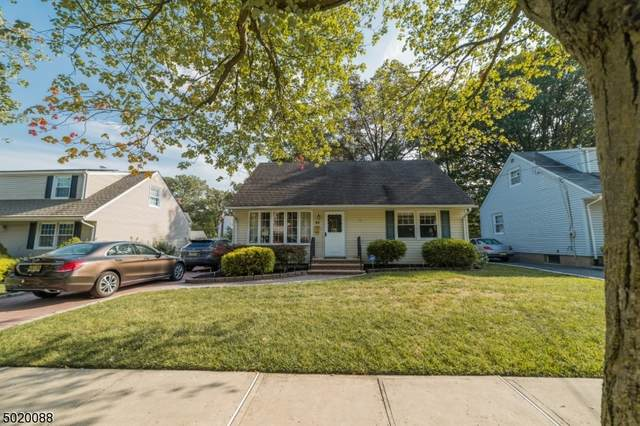 22 Reigate Rd, Bloomfield Twp., NJ 07003 (MLS #3667707) :: William Raveis Baer & McIntosh