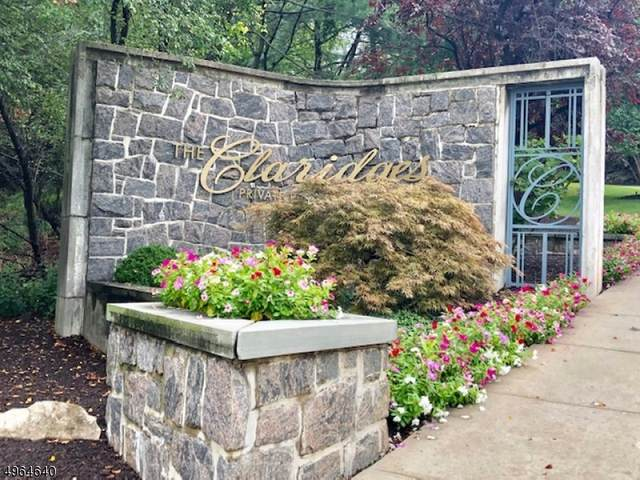 1 Claridge Dr 607, Verona Twp., NJ 07044 (MLS #3668079) :: William Raveis Baer & McIntosh