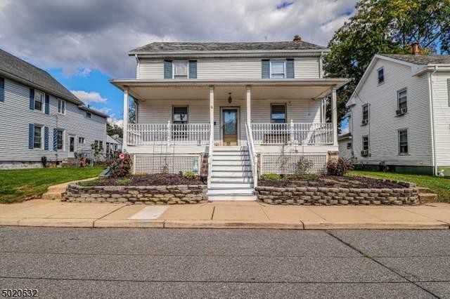 168 Belvidere Ave, Washington Boro, NJ 07882 (MLS #3668611) :: REMAX Platinum