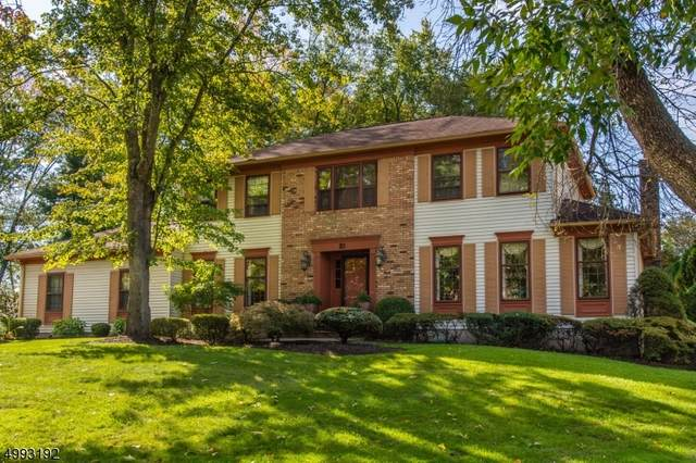 21 Puddingstone Way, Florham Park Boro, NJ 07932 (MLS #3668810) :: SR Real Estate Group