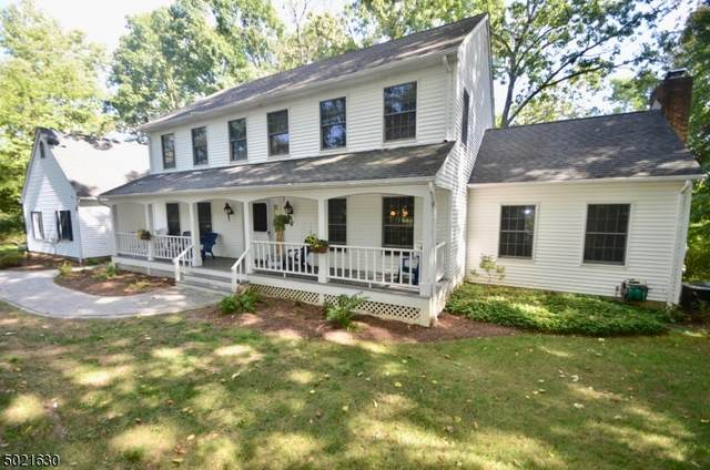 38 Old Cedar Dr, Sparta Twp., NJ 07871 (MLS #3669113) :: William Raveis Baer & McIntosh